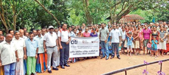 Citi-CCC Rural Economic  Empowerment Programme