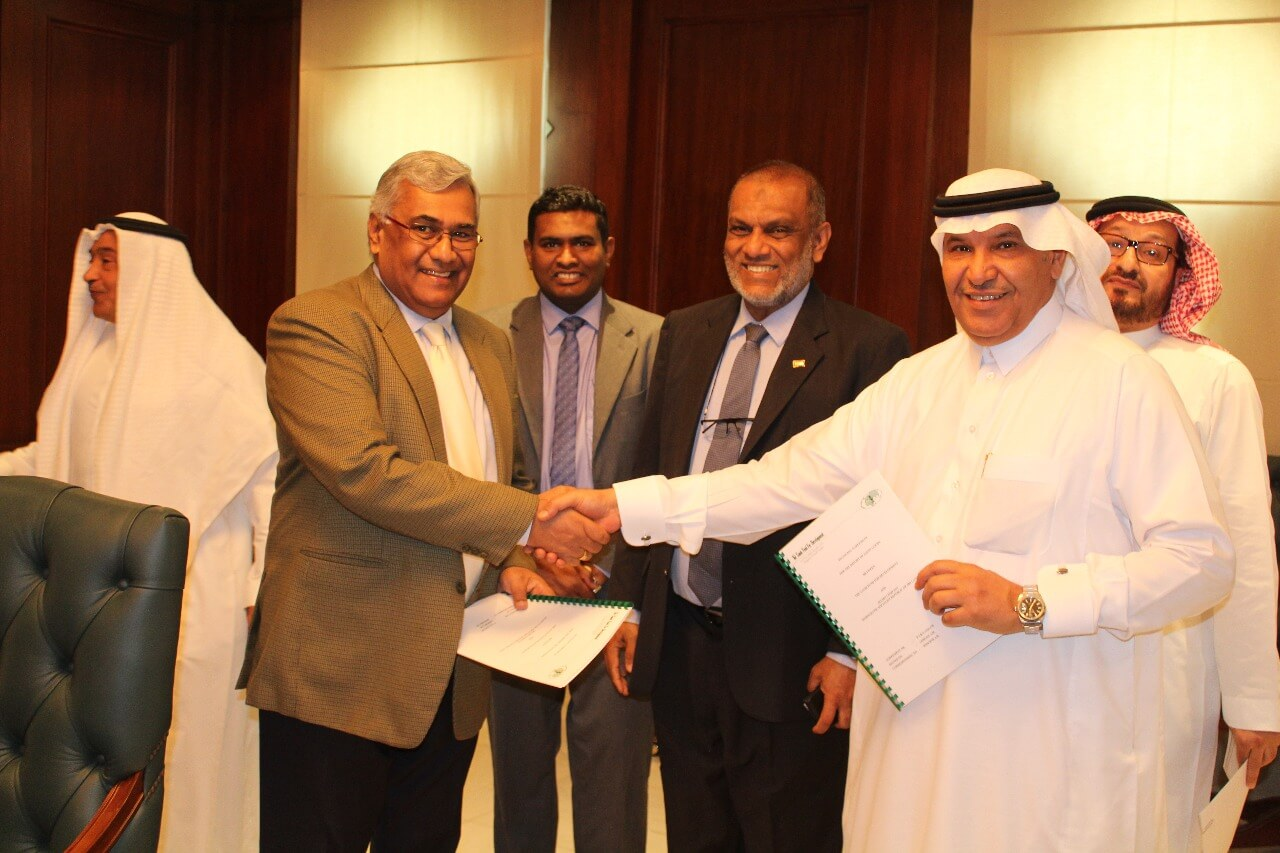 Ceylon Chamber mission to Saudi sees positive results