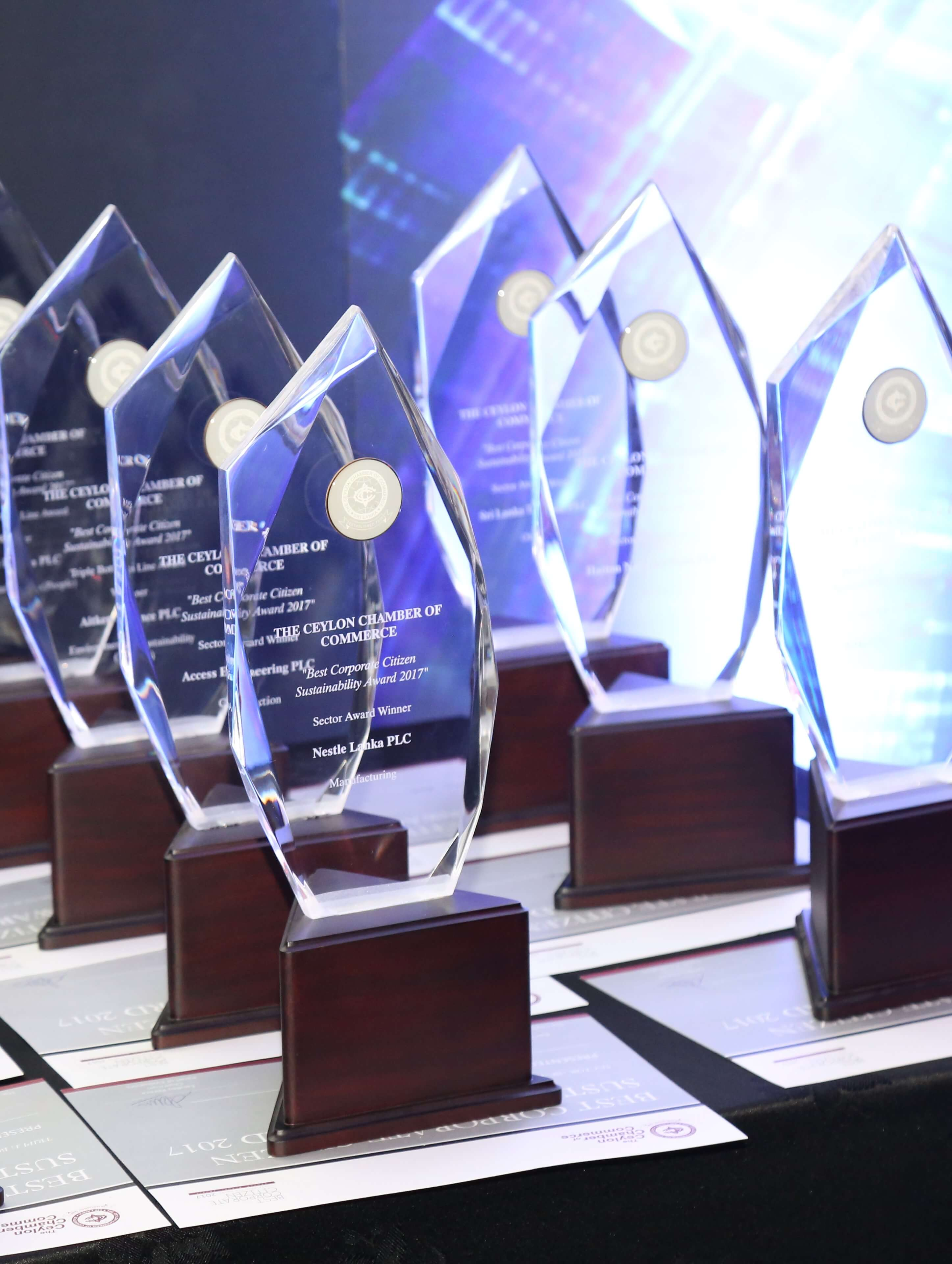 The Ceylon Chamber of Commerce commences evaluation of 'Best Corporate Citizen Sustainability Award 2018' applications