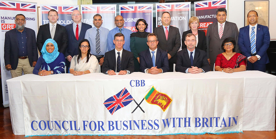 Mark Prothero takes over presidency of Council for Business with Britain