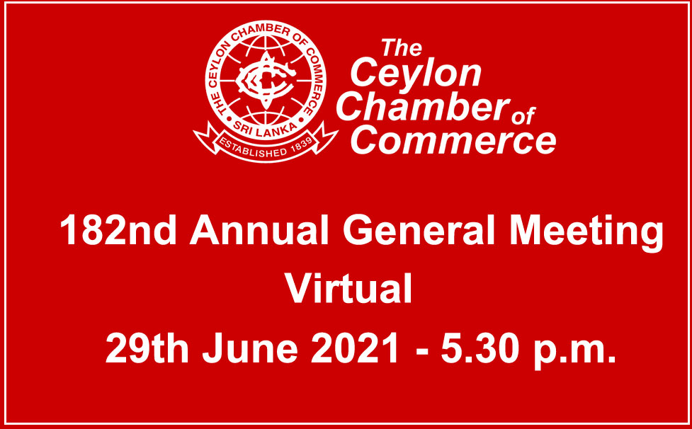 182nd Annual General Meeting