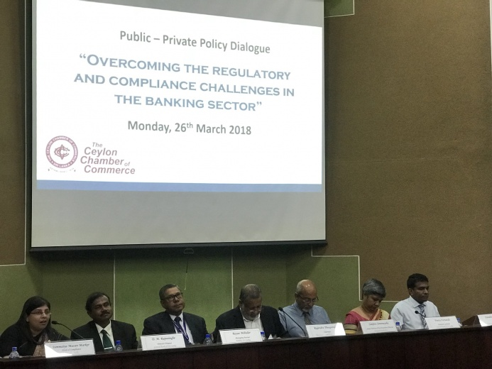 Public – Private Sector Dialogue: Overcoming the Regulatory and Compliance Challenges in the Banking Sector