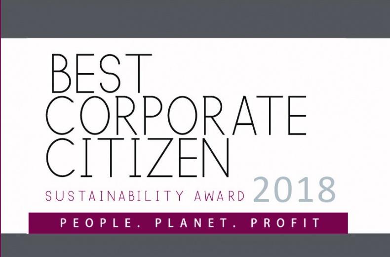 Best Corporate Citizen Sustainability Award