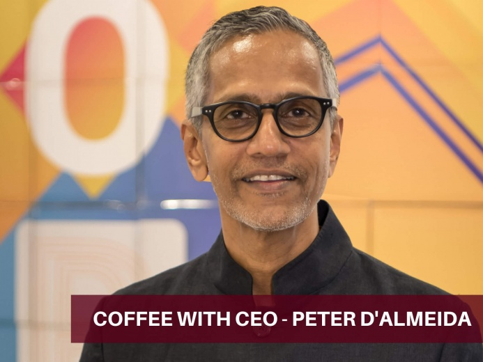 Coffee with CEO -