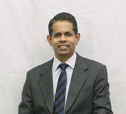 Mr. Chandraratne Vithanage