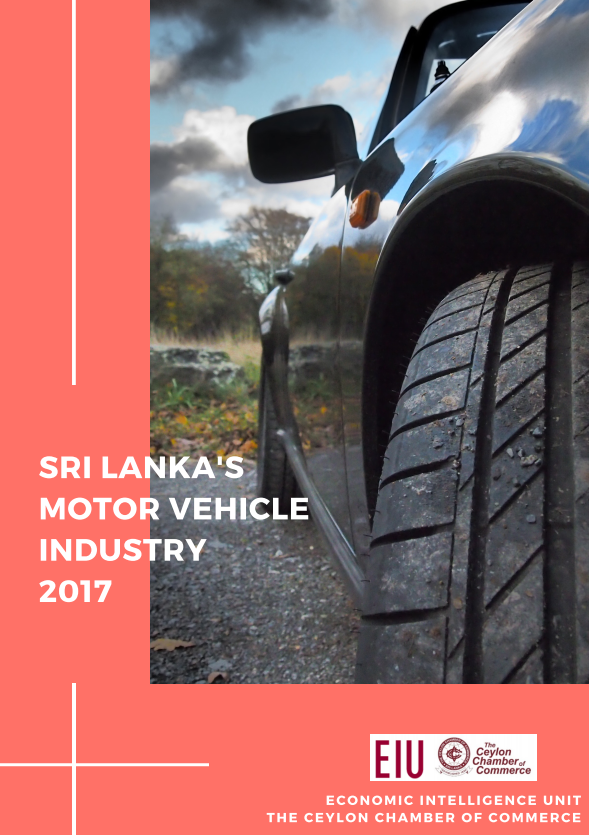 Sri Lanka's Vehicle Population topped 7.2 million in 2017: The Ceylon Chamber of Commerce Motor Vehicle Industry Report